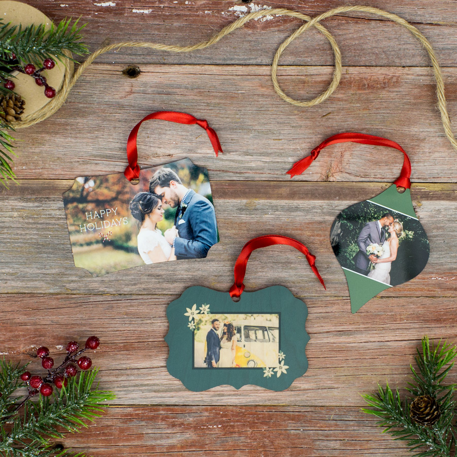 you can also give mini frame ornaments that show your photo in the center and are finished with a natural twine hanger ornaments are a wonderful way to - Mini Picture Frame Ornaments